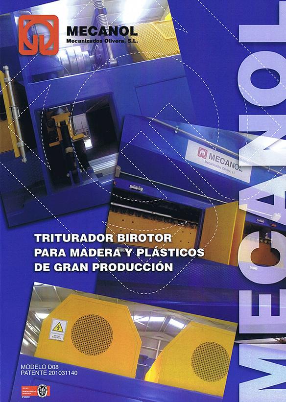 CATALOGO TRITURADOR BIROTOR-1